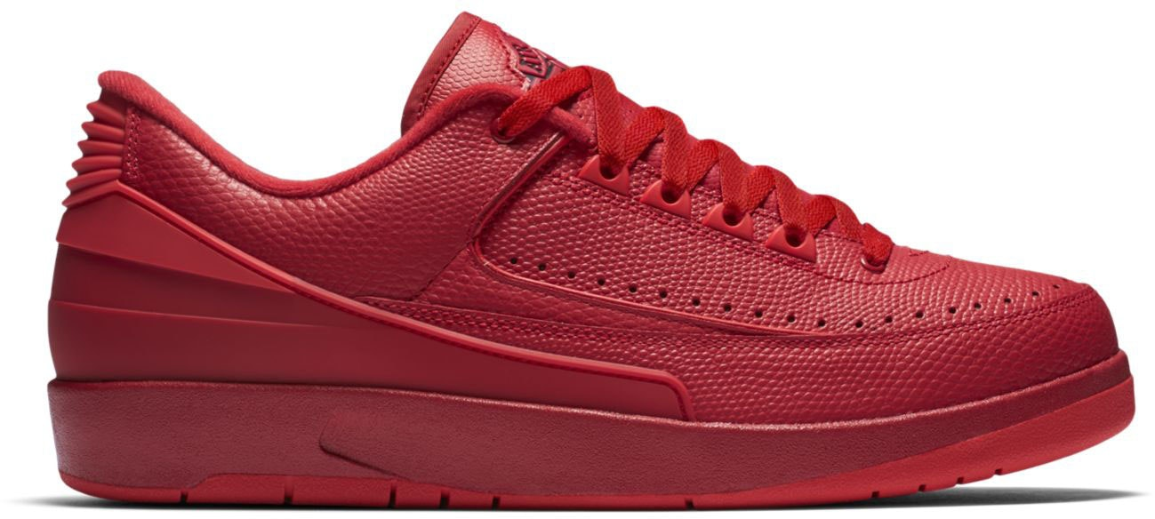 Jordan 2 Retro Low Gym Red