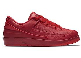 bf3b661eb632 Jordan 2 Retro Low Gym Red - 832819-606