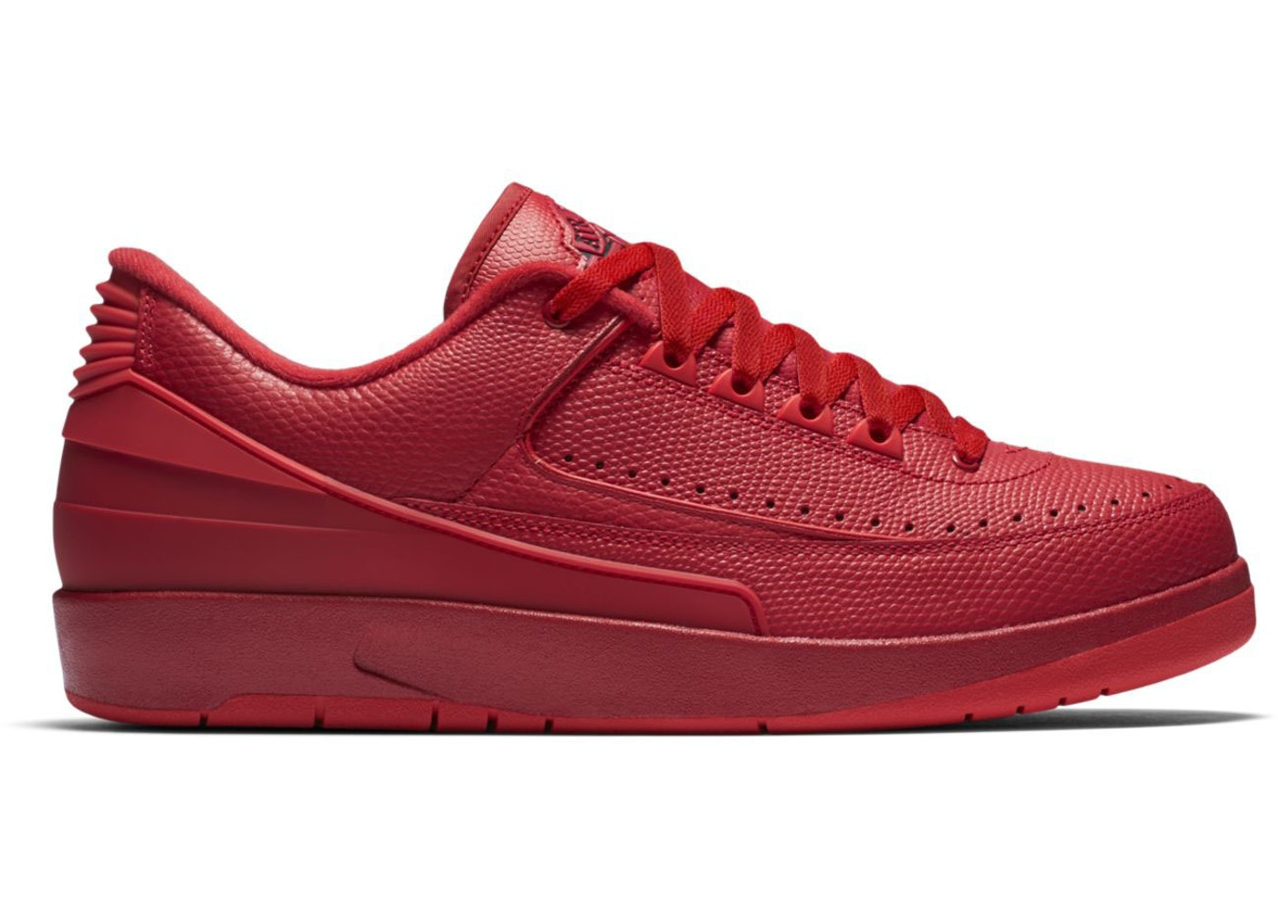 ec644e1efcff0e Jordan 2 Retro Low Gym Red - 832819-606