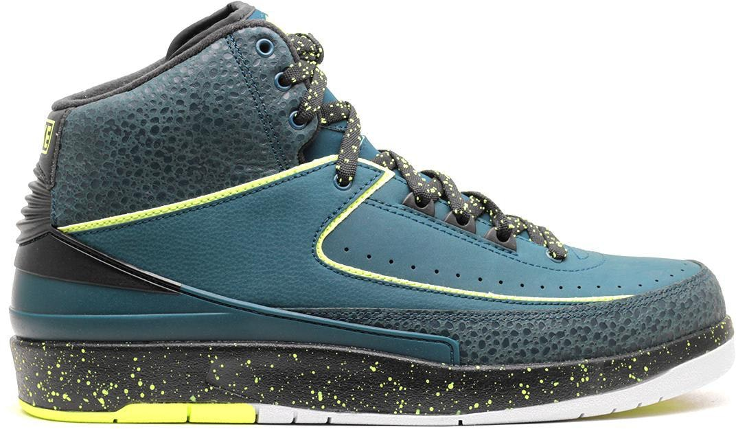 Jordan 2 Retro Nightshade