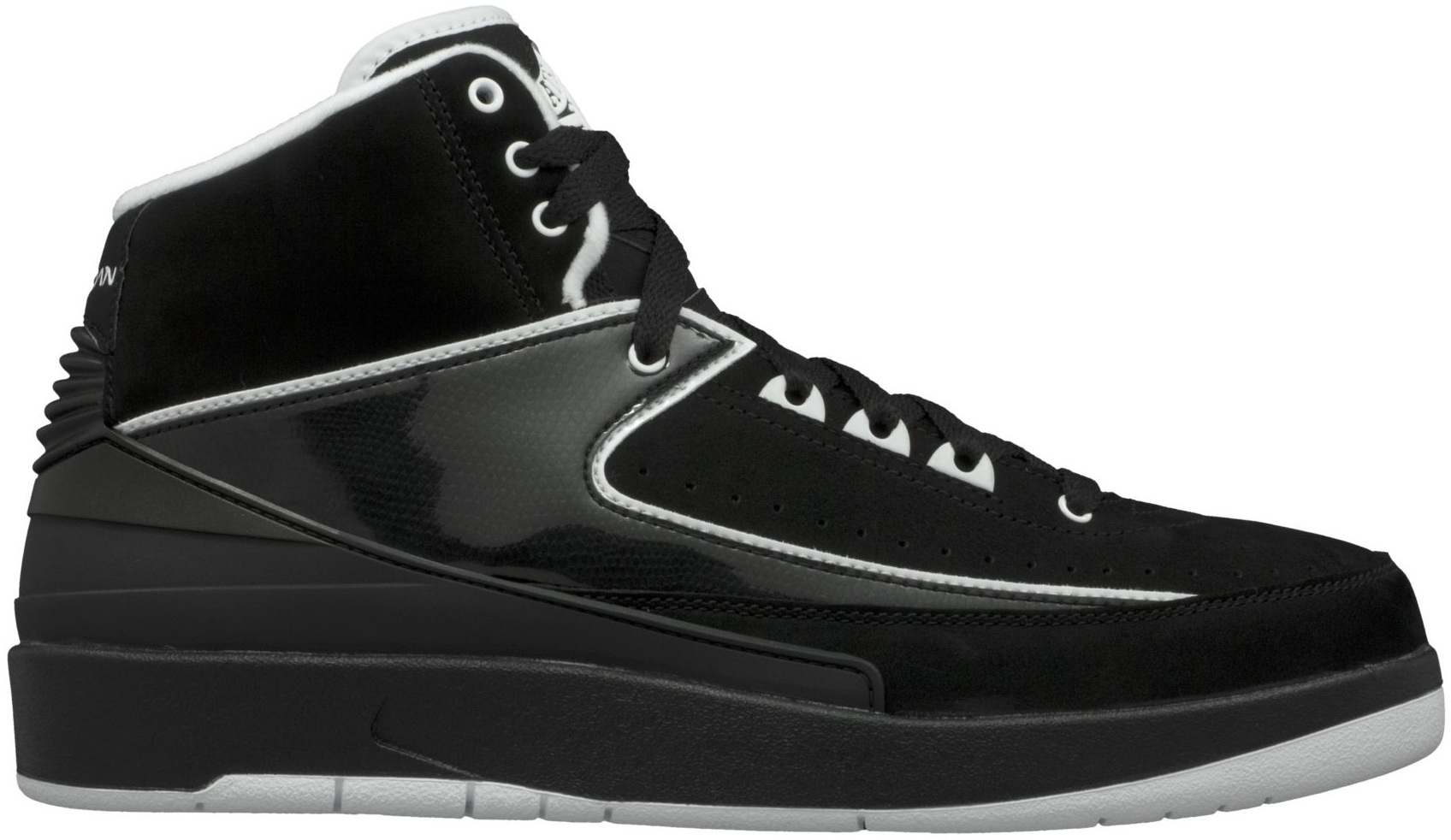timeless design 4a7d3 ab3bc ... czech air jordan 2 retro qf black white 73f5f 7bab4