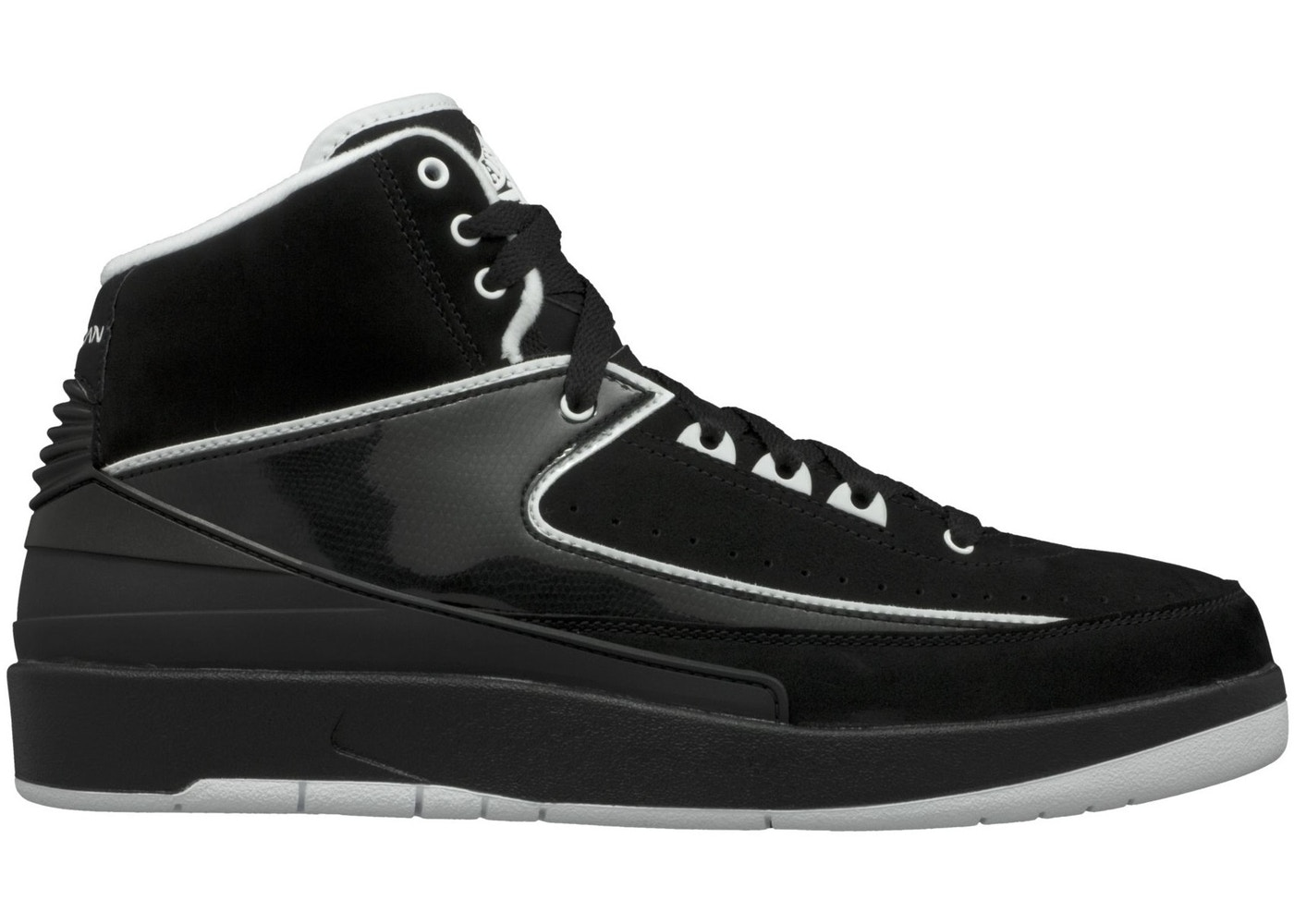 newest collection 2db24 9be8d Air Jordan 2 Retro QF Black White