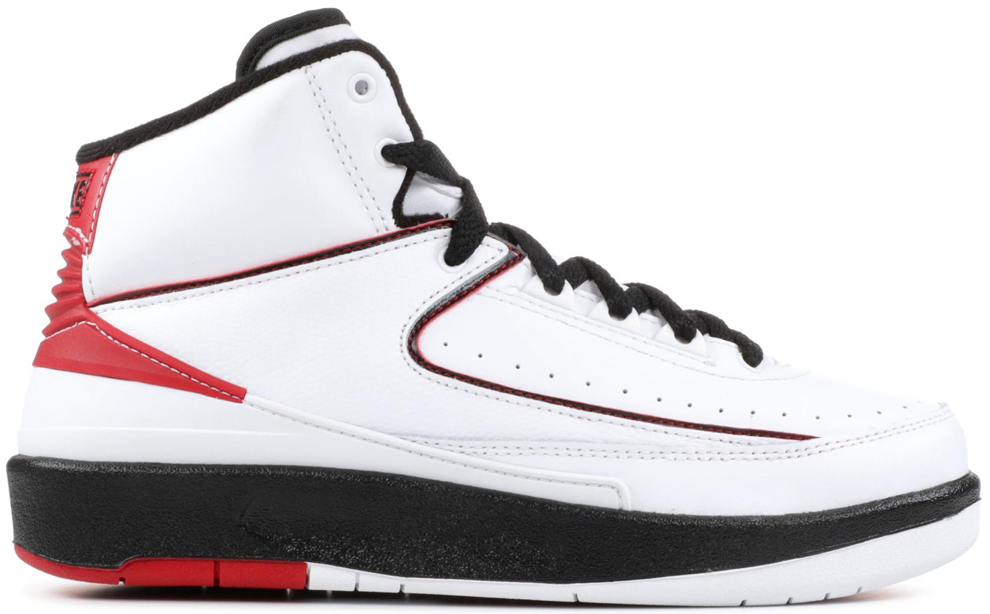 Jordan 2 Retro QF Chicago (GS) - 395718-101