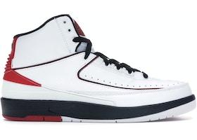 100% authentic 42b97 ac98a Jordan 2 Retro QF White Varsity Red (2010)