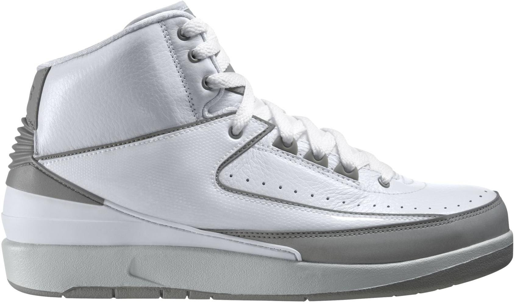 Jordan 2 Retro Silver Anniversary