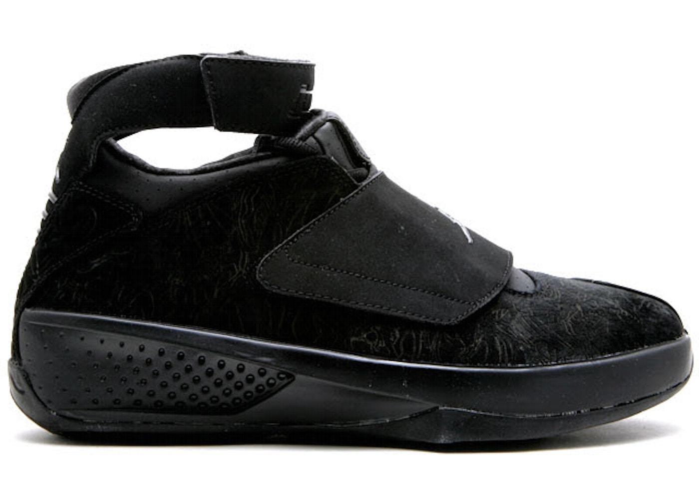190fab29f1af Jordan 20 Retro Black CDP (2008) - 340252-001