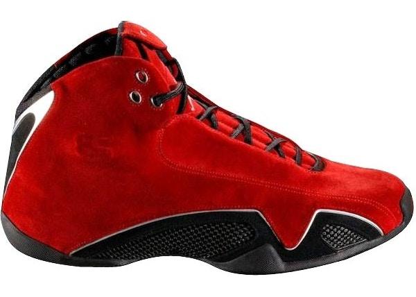9c1a83db487 Jordan 21 OG Red Suede - 313495-602