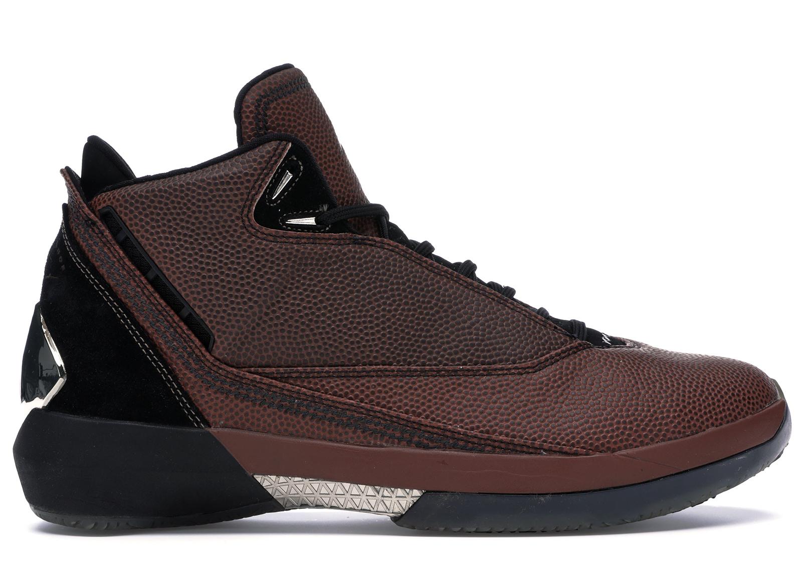 Jordan 22 OG Basketball Leather