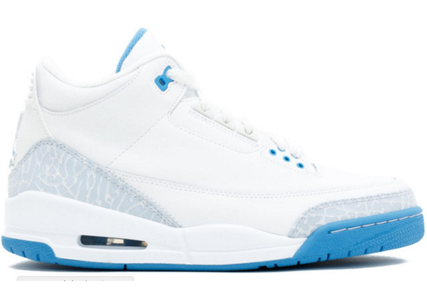 f0ff956b957e Jordan 3 Retro Harbor Blue (W) - 315296-142