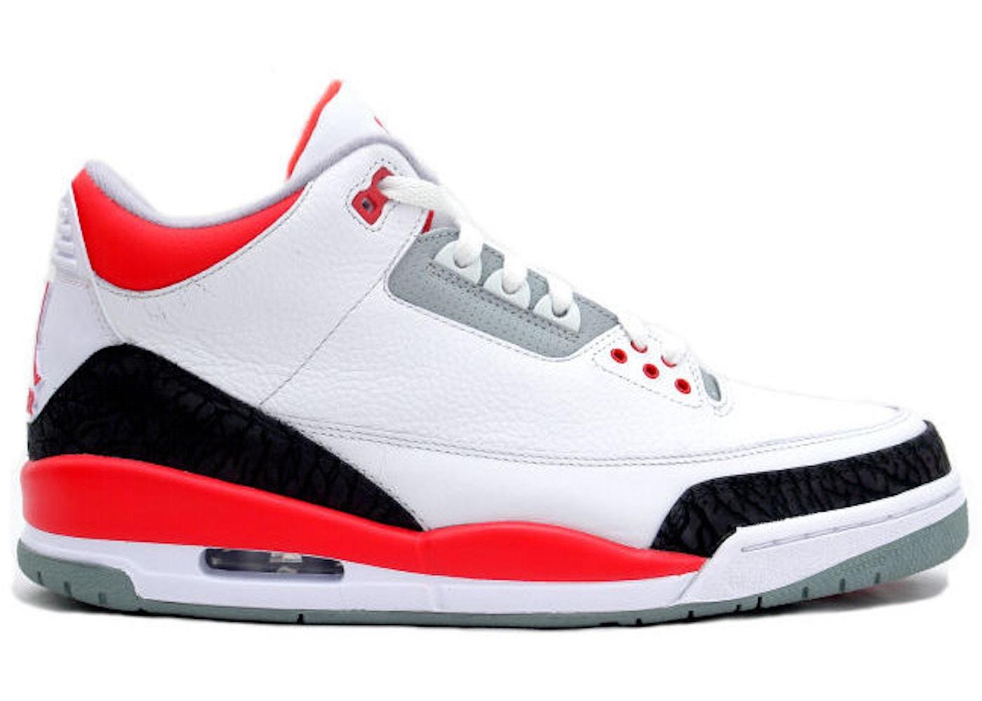 online store f507d 80004 Jordan 3 OG Fire Red (1988) - 4367