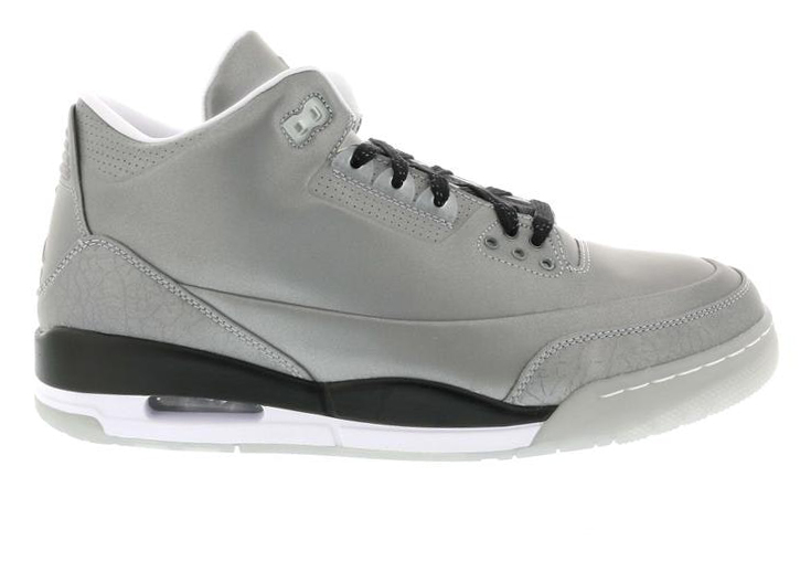 Jordan 3 Retro 5Lab3 Silver - 631603-003