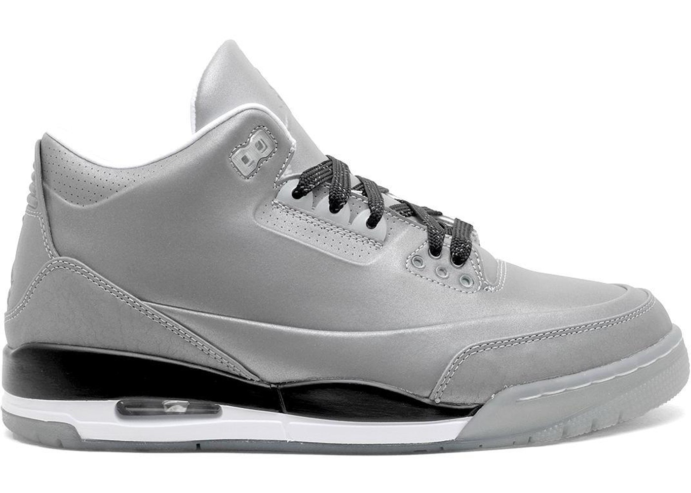 on sale 89cf0 89b19 Jordan 3 Retro 5Lab3 Silver - 631603-003