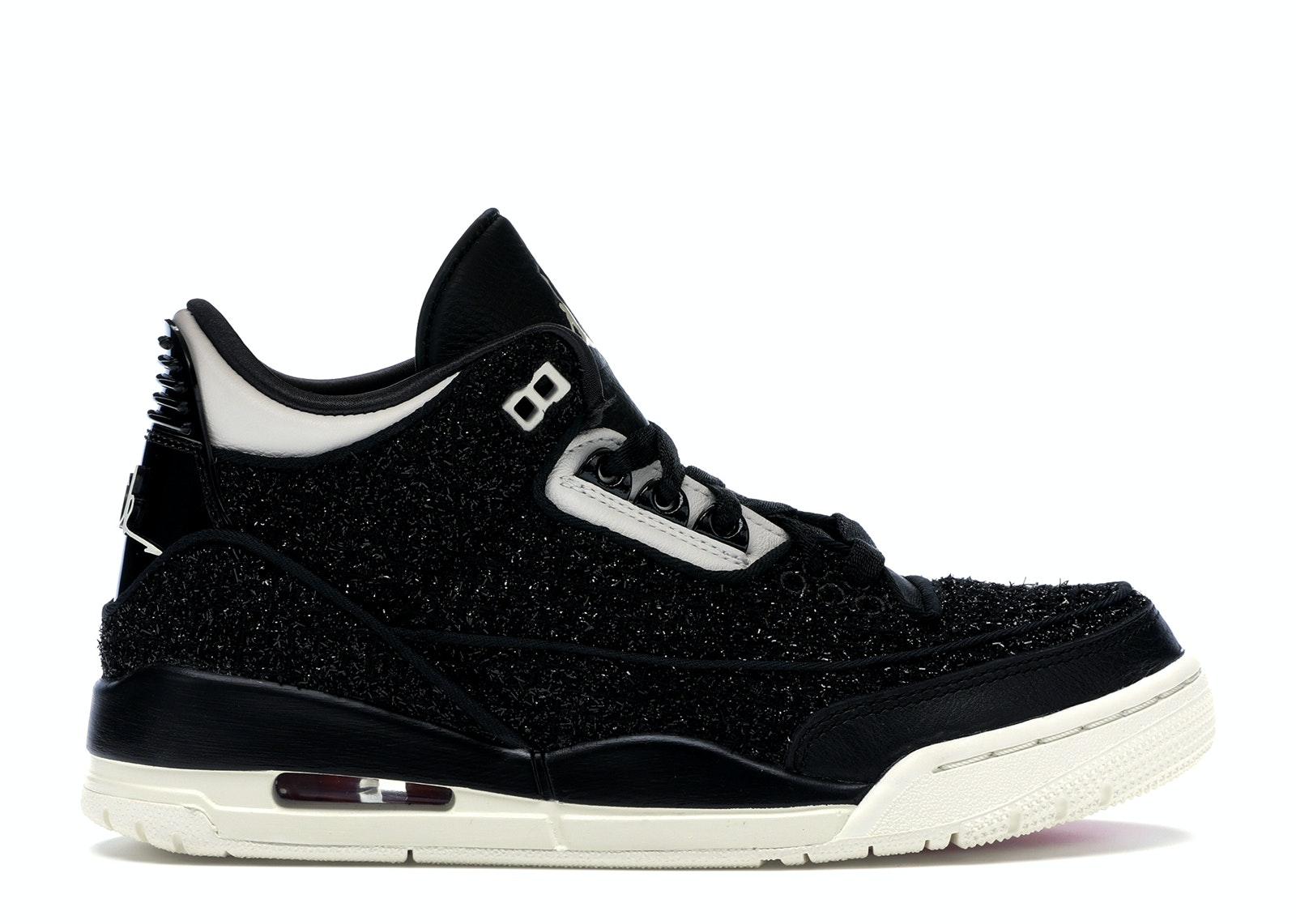 Jordan 3 Retro AWOK Vogue Black (W)