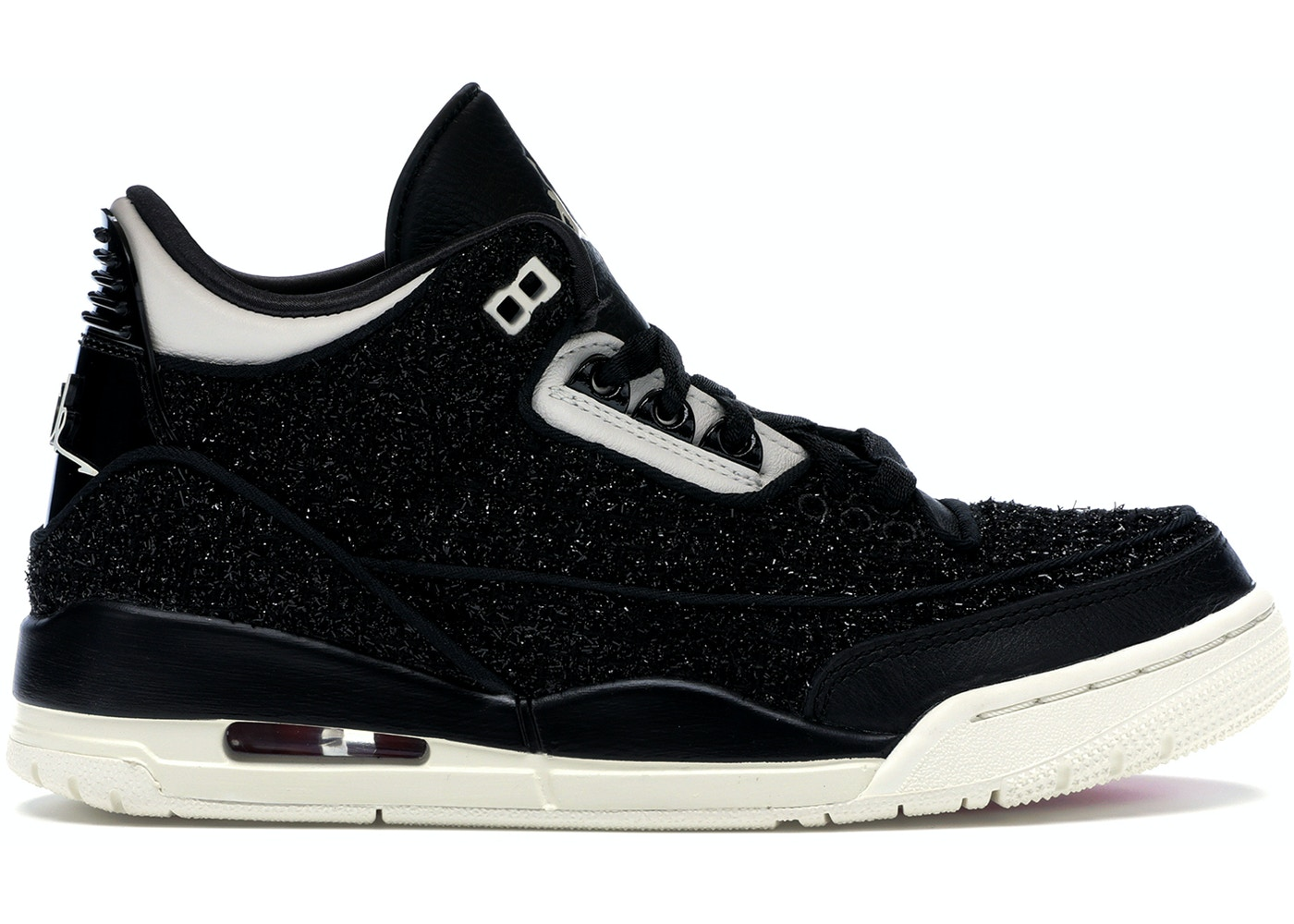 0940024f768 Jordan 3 Retro AWOK Vogue Black (W) - BQ3195-001