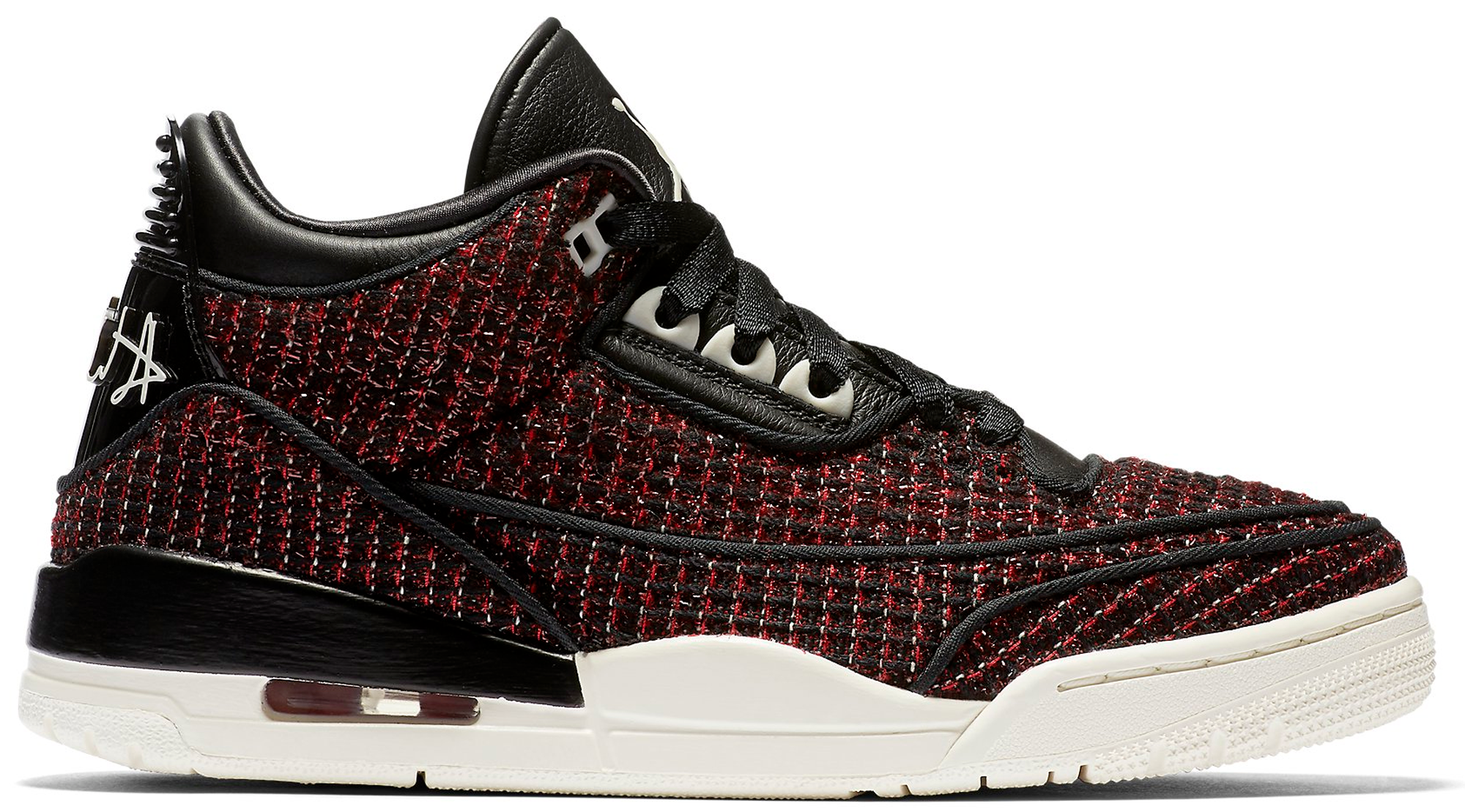 Jordan 3 Retro AWOK Vogue University Red (W)