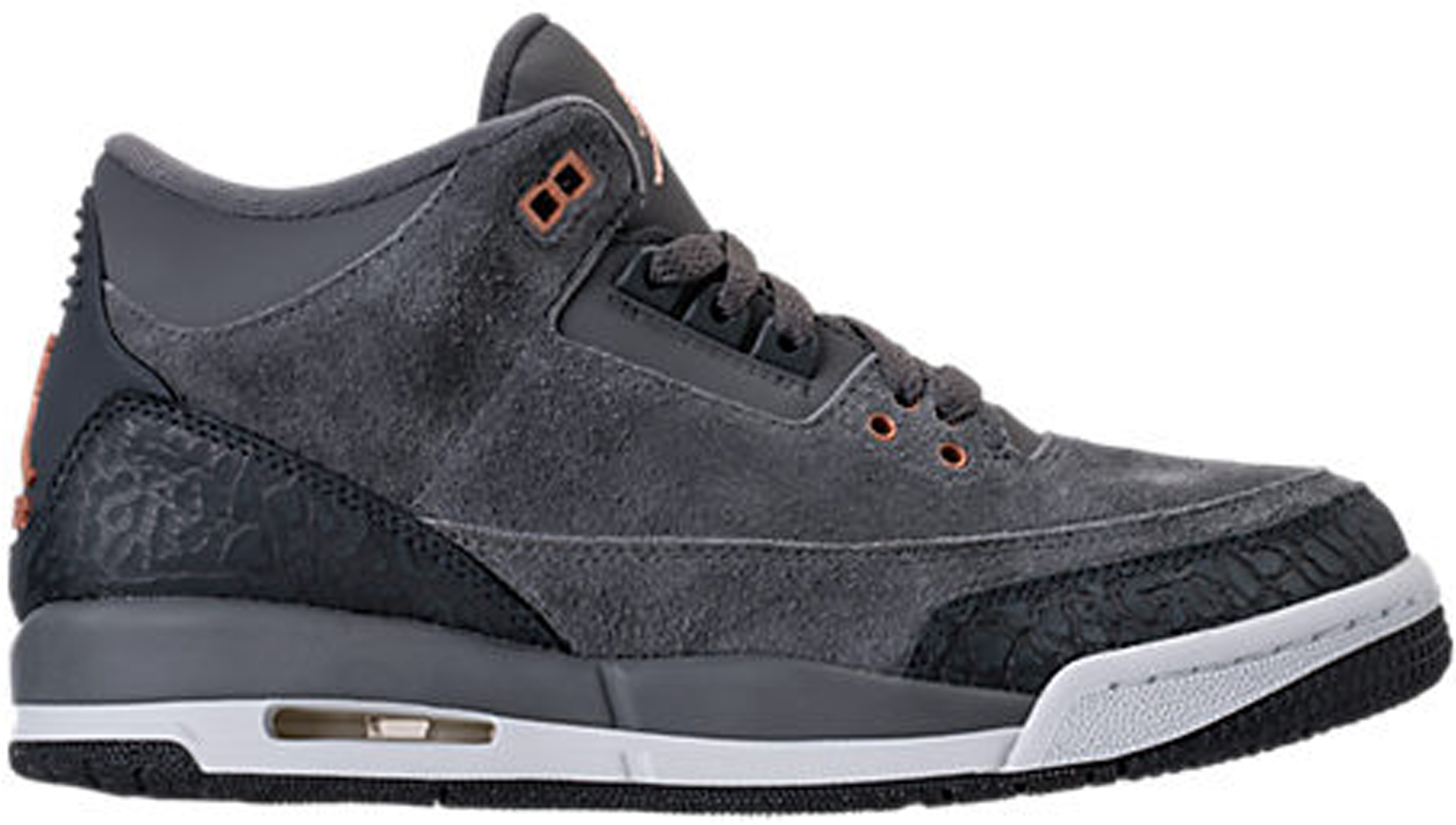 Jordan 3 Retro Anthracite (GS)