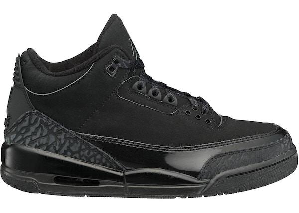 98b2072ea2d Jordan 3 Retro Black Cat - 136064-002