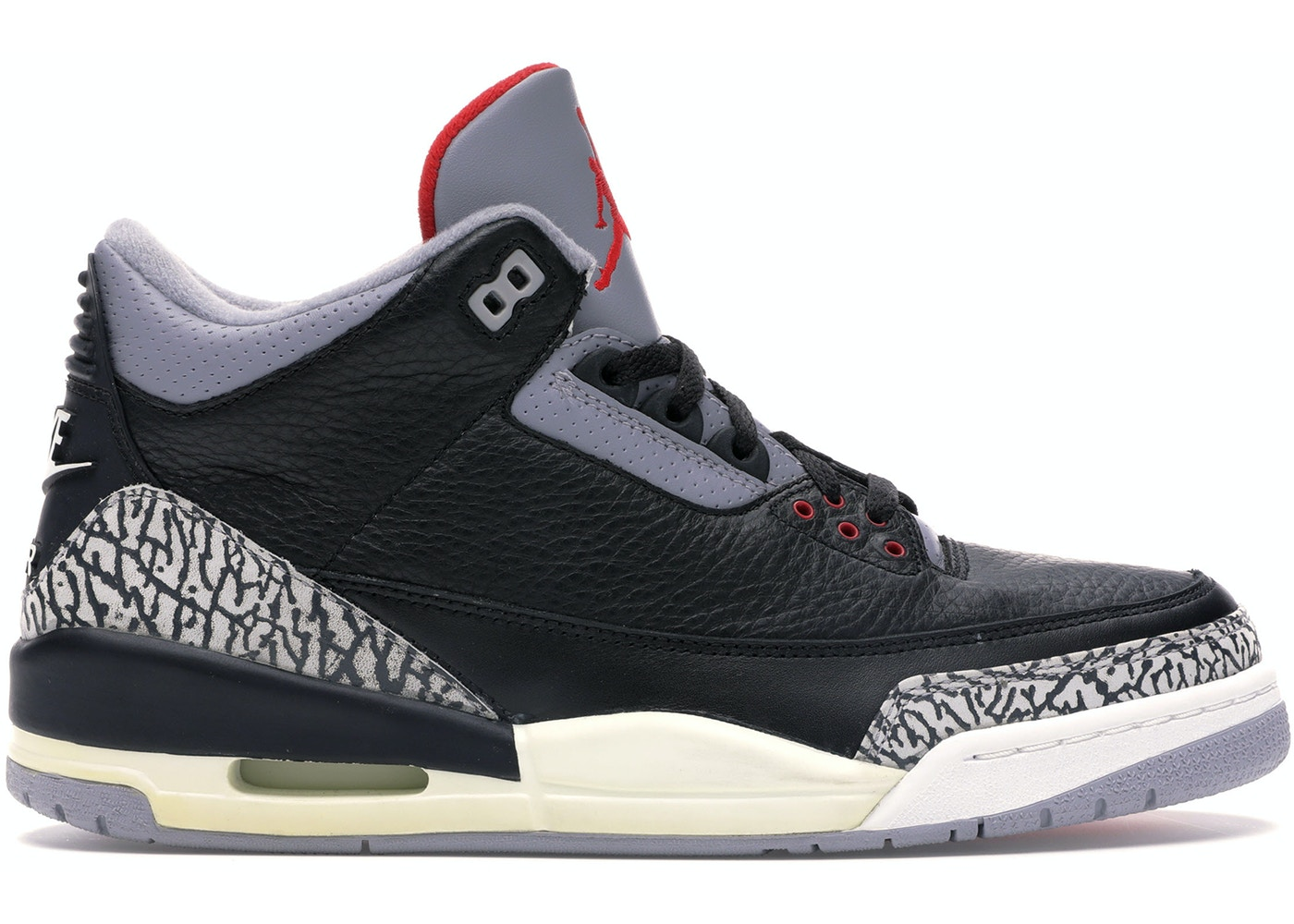 new products e28c0 26273 Jordan 3 Retro Black Cement (2001)