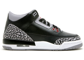 wholesale dealer 00c13 a07d4 Jordan 3 Retro Black Cement CDP 2008 (GS)