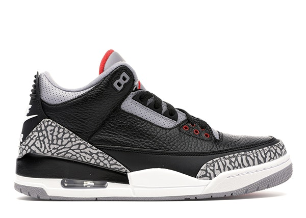 Jordan 3 Retro Black Cement 2018 854262 001