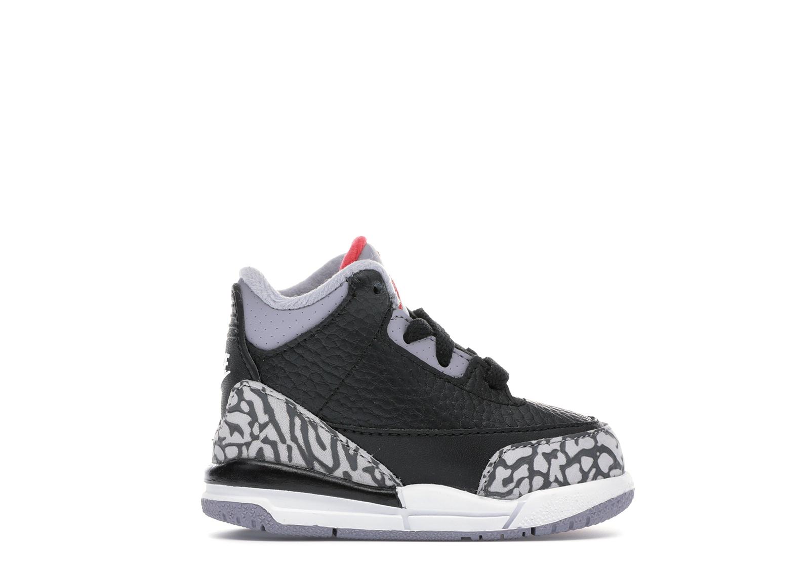 Jordan 3 Retro Black Cement 2018 (TD