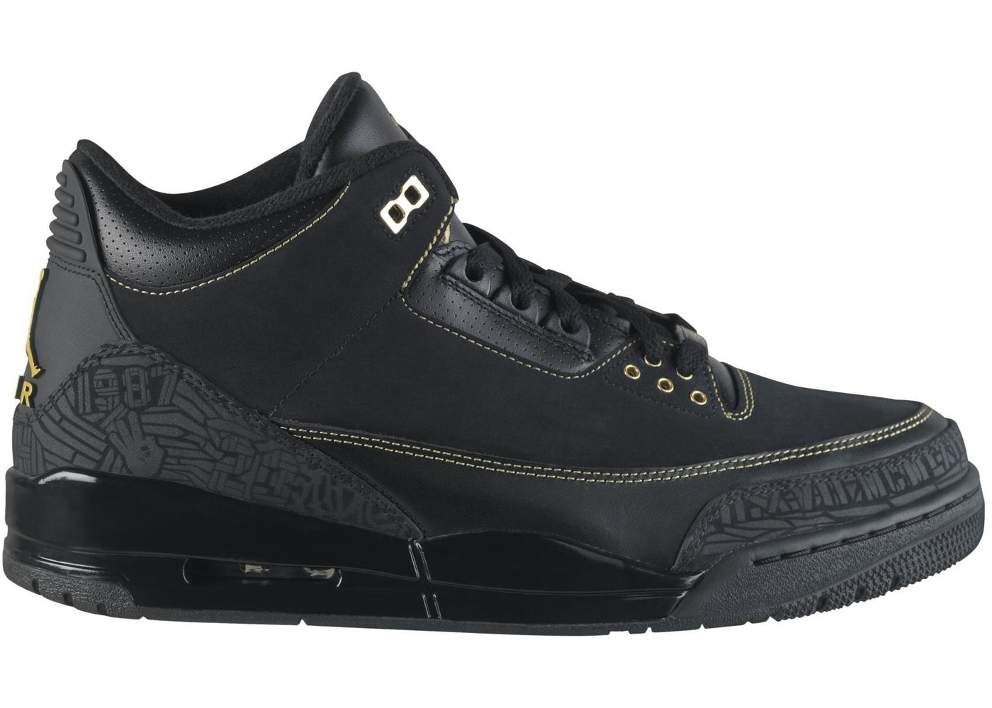 Air Jordan 3 Shoes - Average Sale Price e2deb6fb1