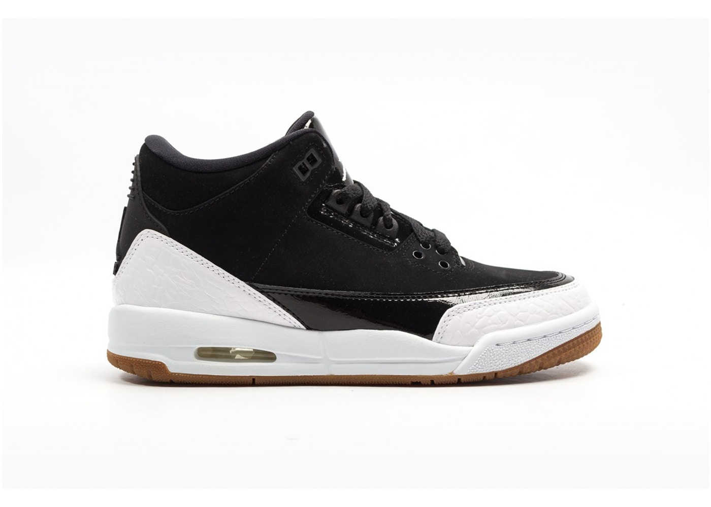 check out ea742 bd521 Sell. or Ask. Size  5Y. View All Bids. Jordan 3 Retro Black White ...