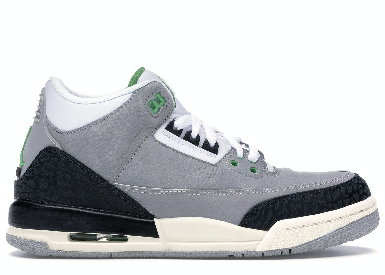 Jordan 3 Retro Chlorophyll (GS)