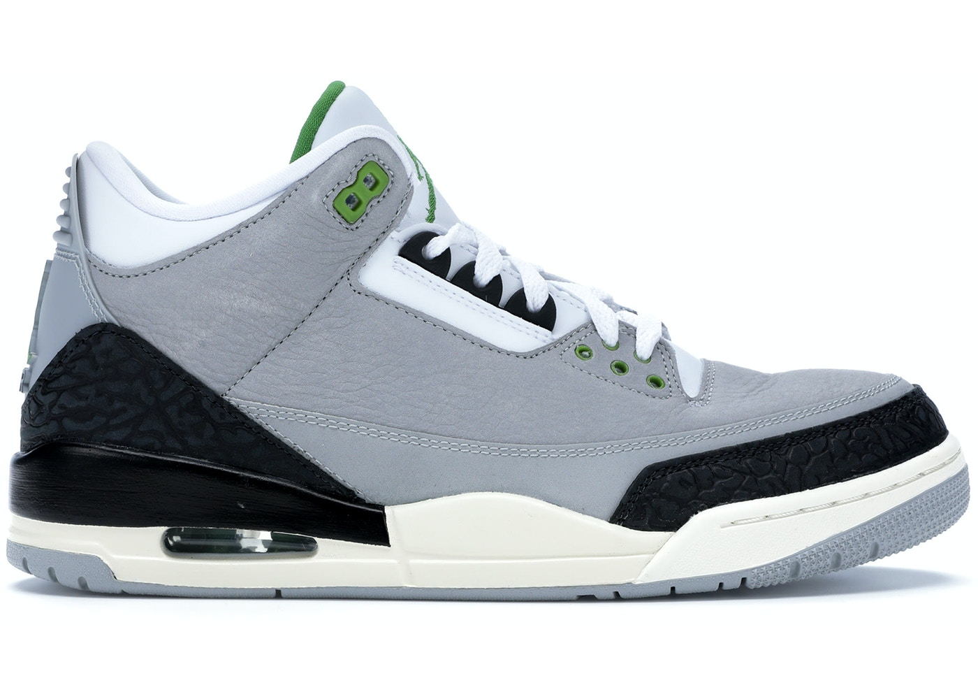 finest selection 8df5c dc828 Jordan 3 Retro Chlorophyll