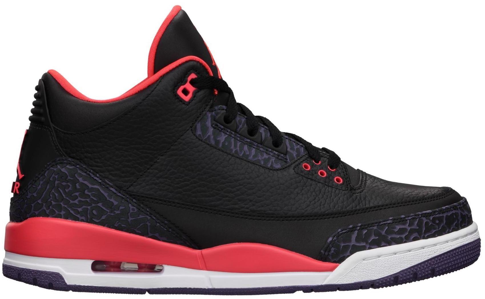 Jordan 3 Retro Crimson