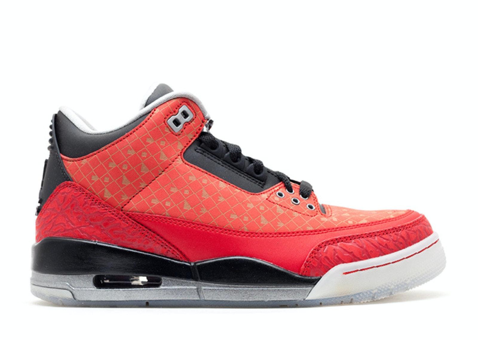 Jordan 3 Retro Doernbecher (2013)