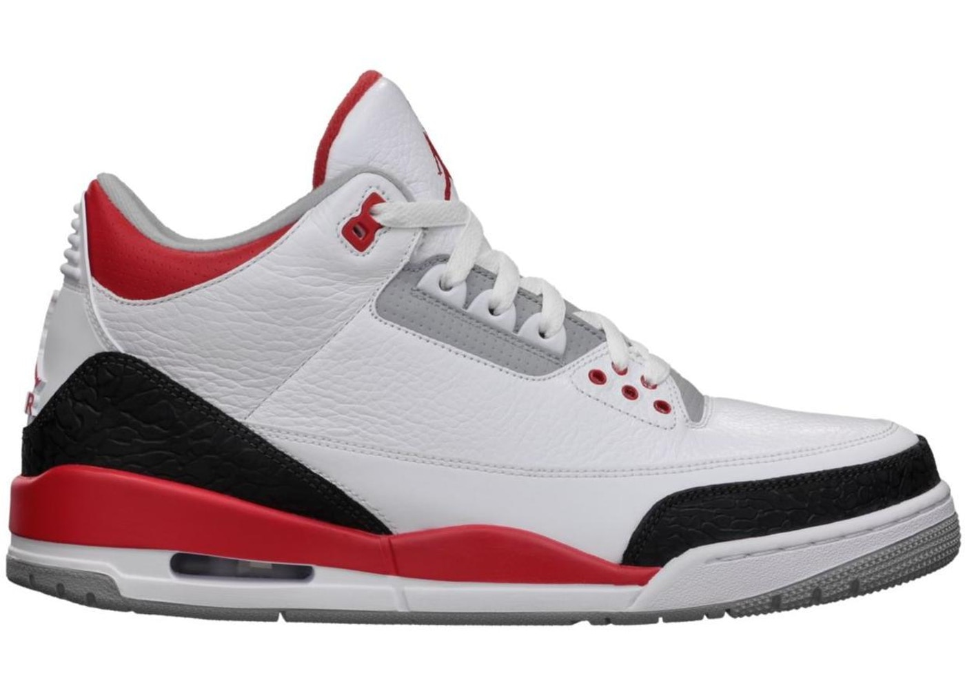 Jordan 3 Retro Fire Red (2013) - 136064-120 1c07bc05b