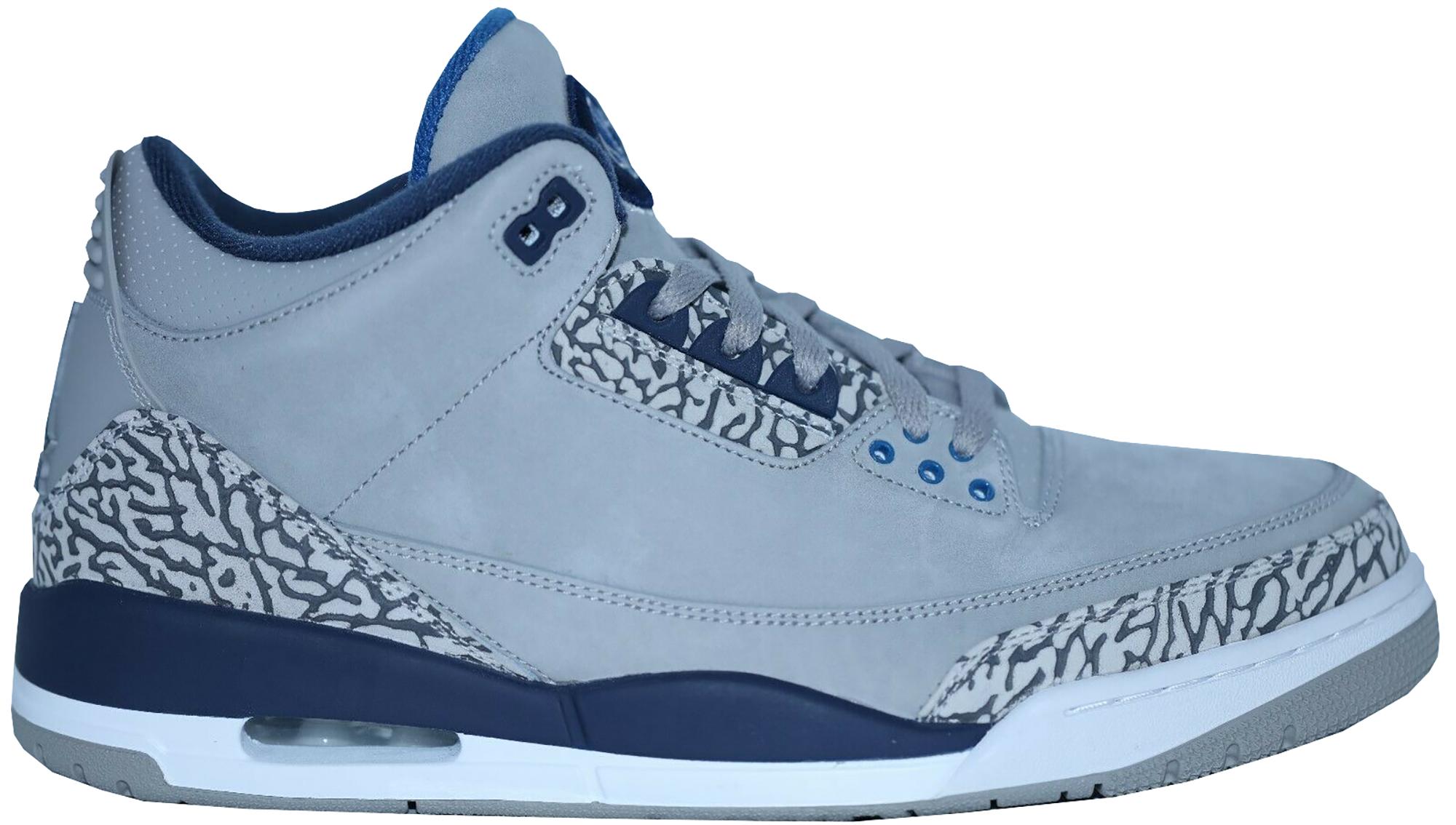 Jordan 3 Retro Georgetown (PE) - AJ3838946