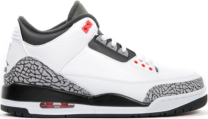 air jordan 3 retro infrared 23 for sale