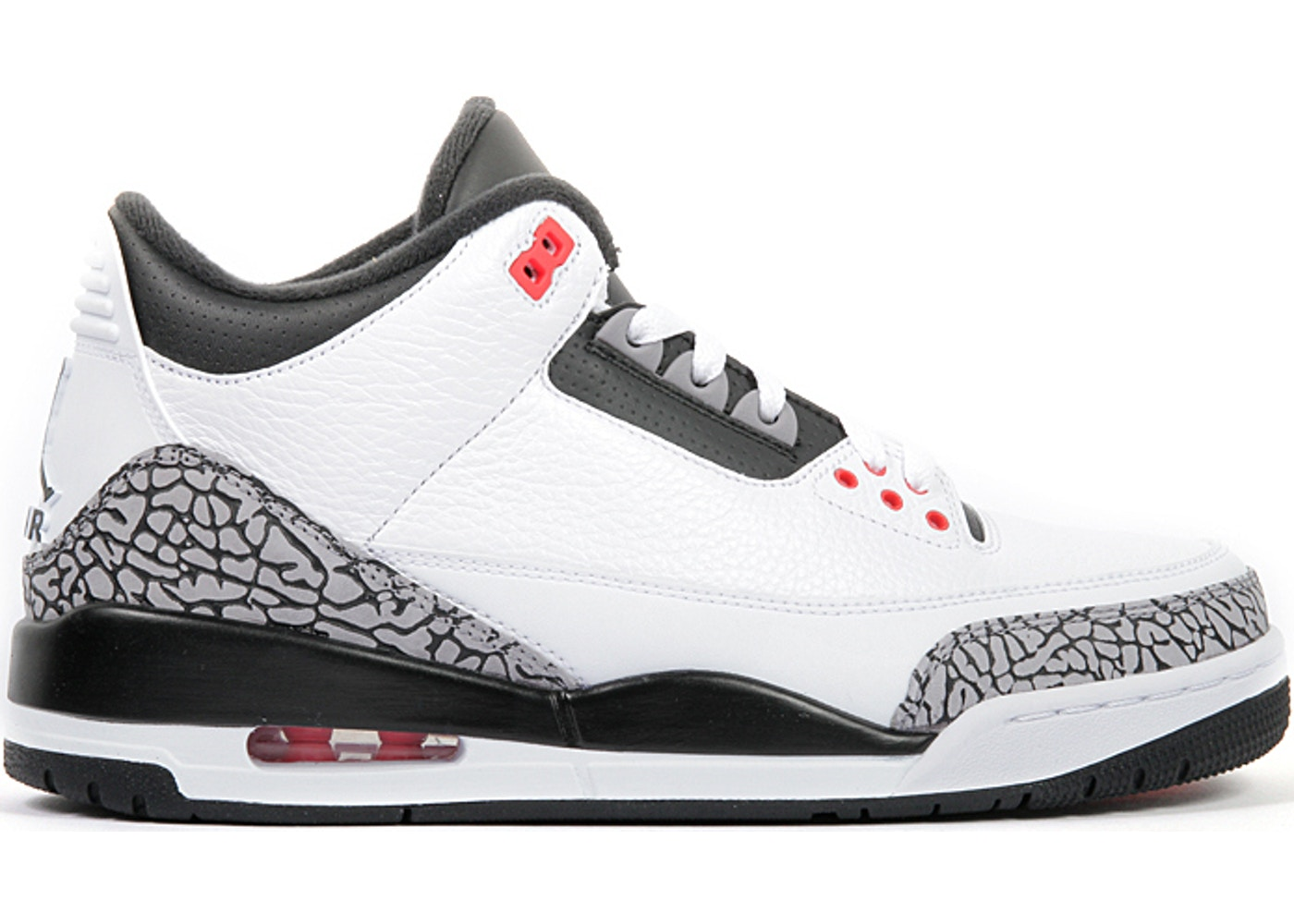 868c4227960a Air Jordan 3 Size 18 Shoes - Release Date
