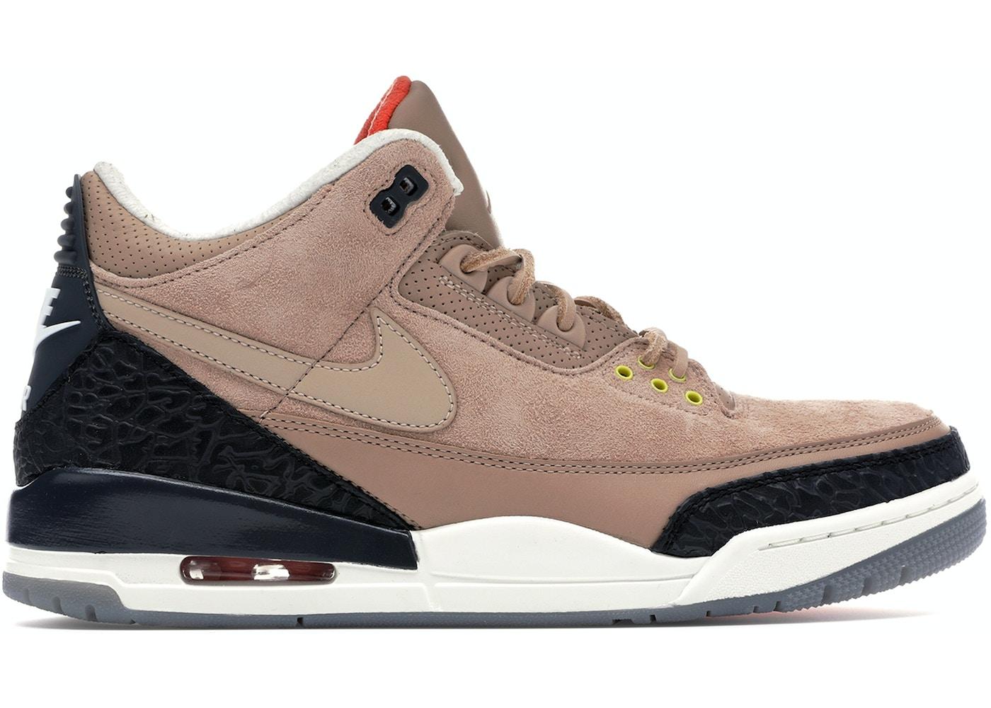 separation shoes 0d957 92aaf Jordan 3 Retro JTH Bio Beige - AV6683-200
