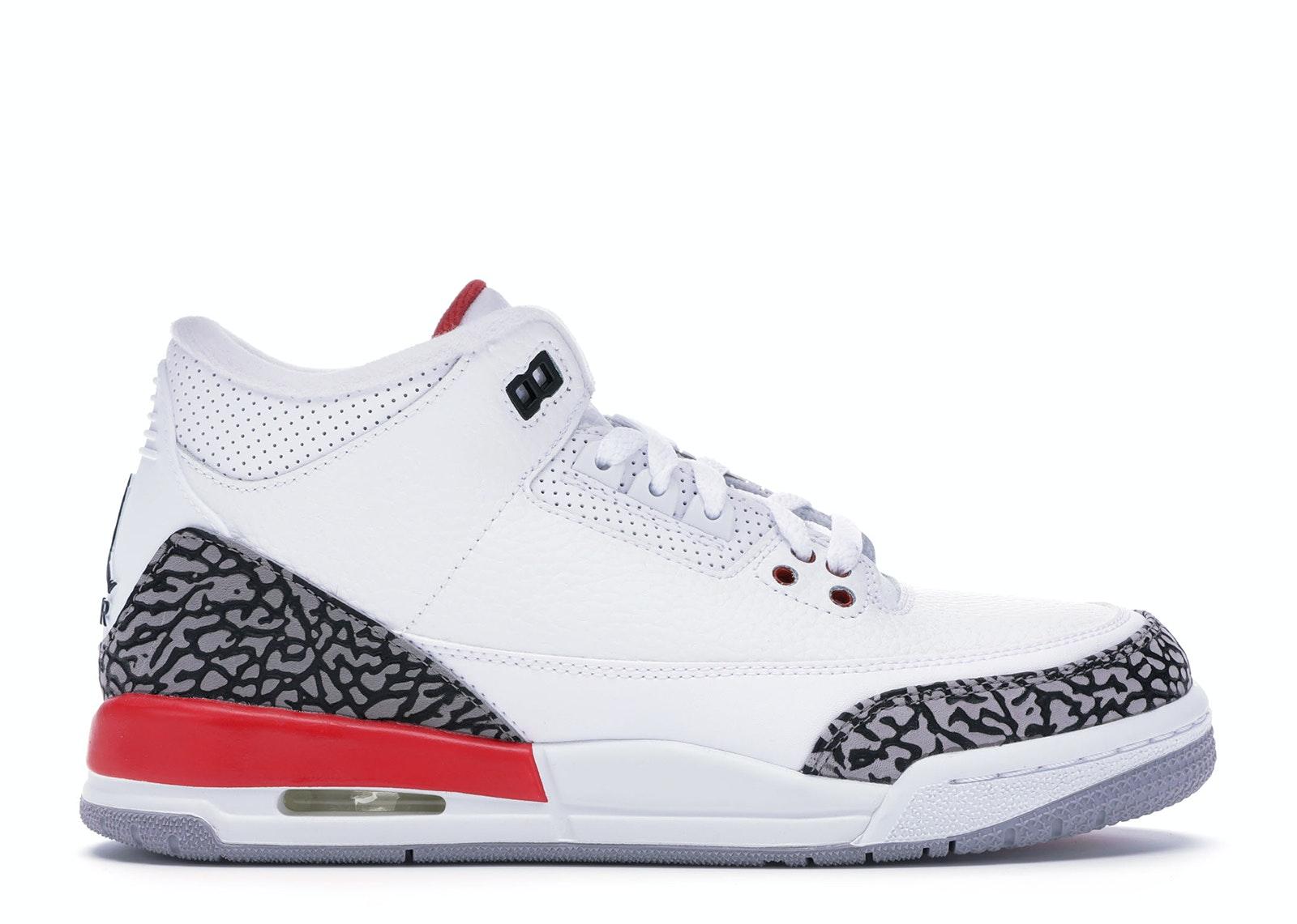 Jordan 3 Retro Hall of Fame (GS)