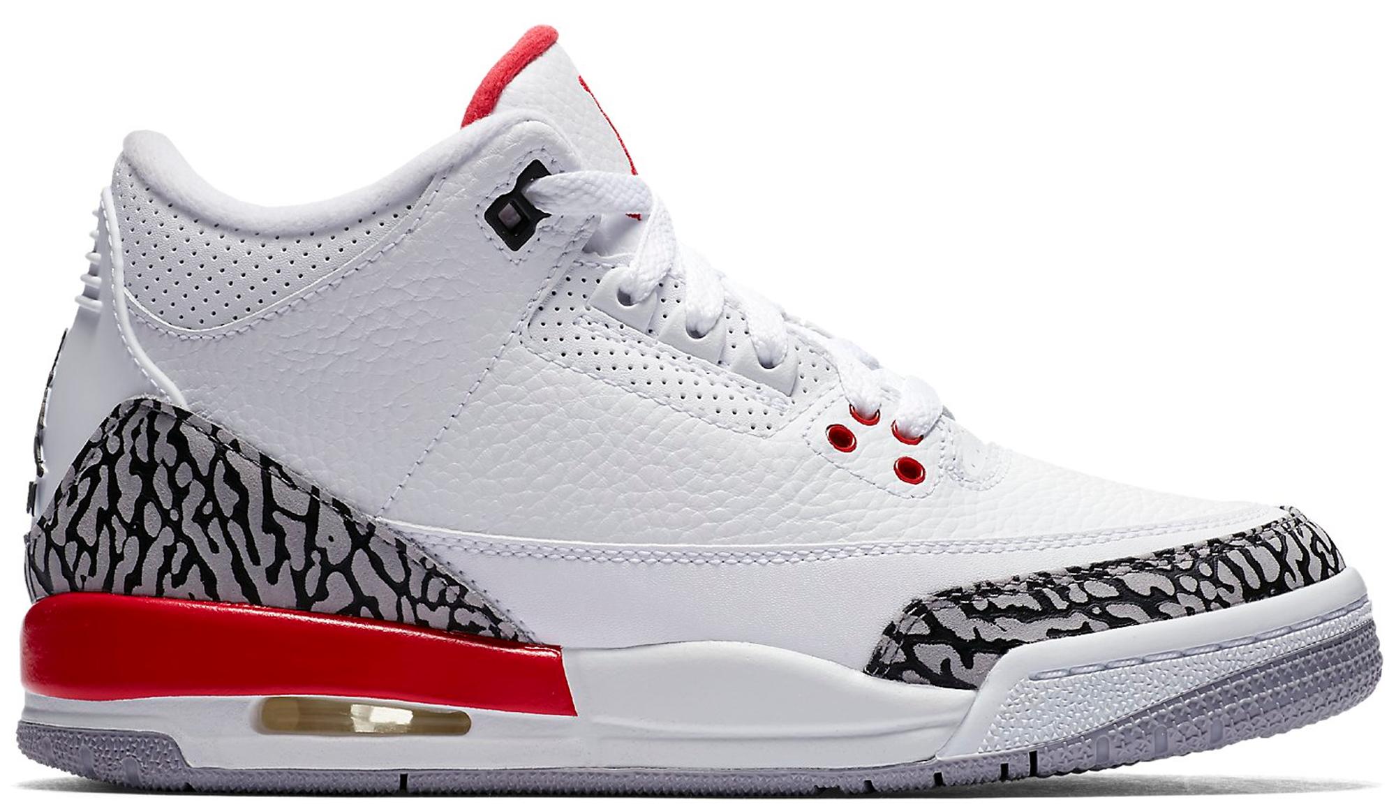 Air Jordan 3 Katrina Stock X