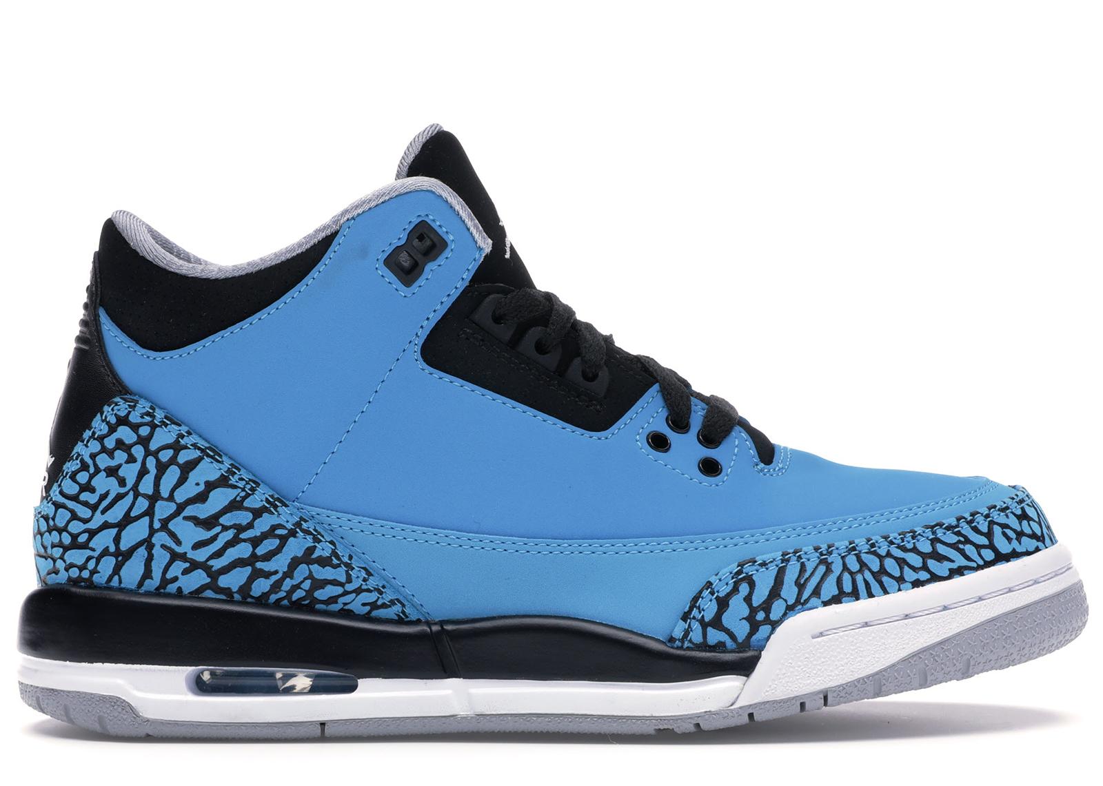Jordan 3 Retro Powder Blue (GS