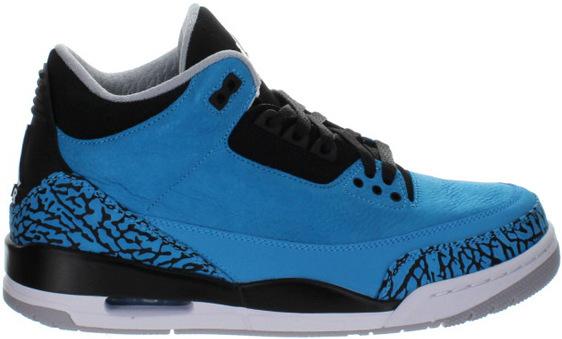jordan 3 blue