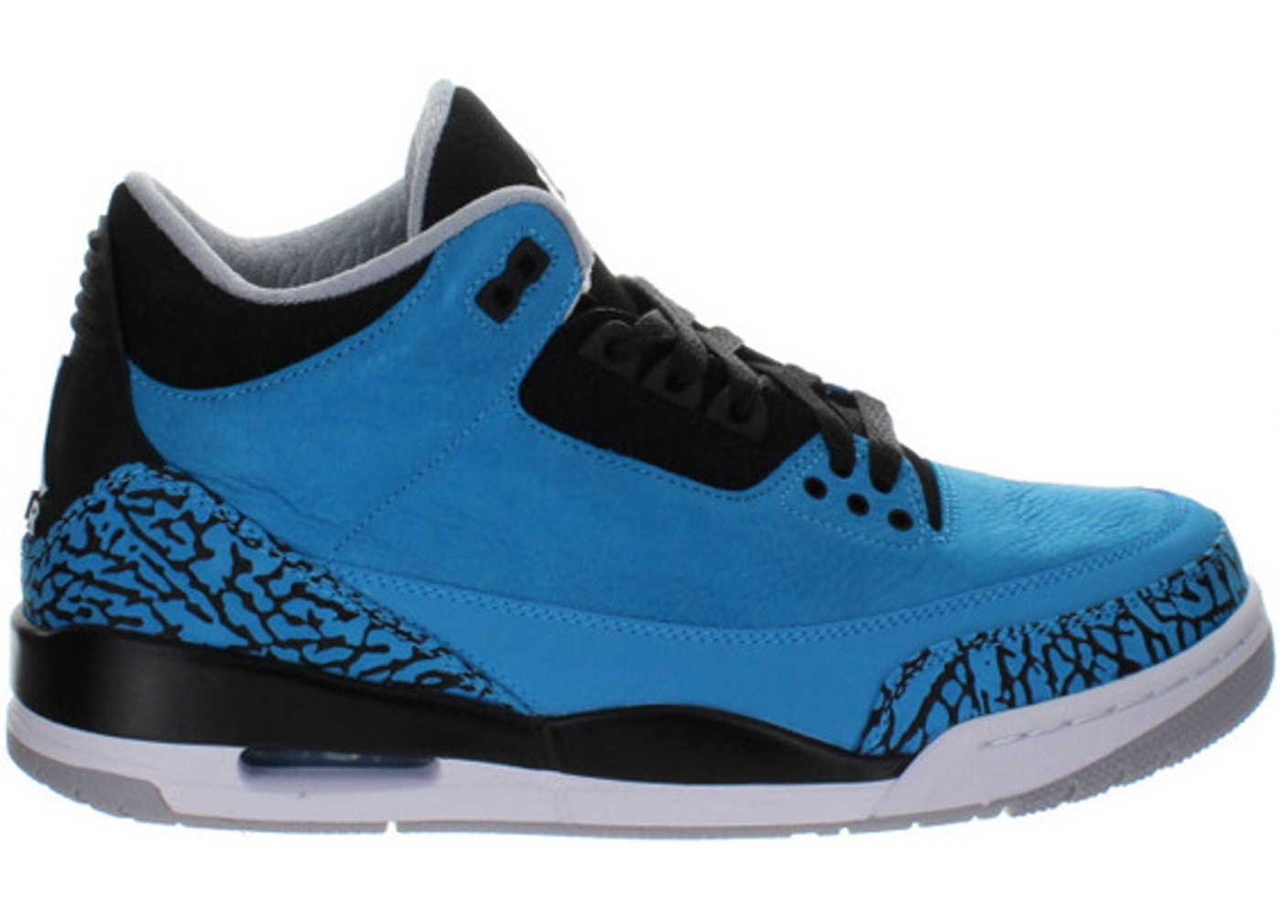 Jordan 3 Retro Powder Blue - 136064-406 4d89635e8