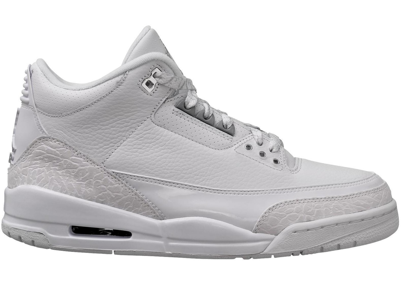 eac50e5cf40 Jordan 3 Retro Pure Money - 136064-103