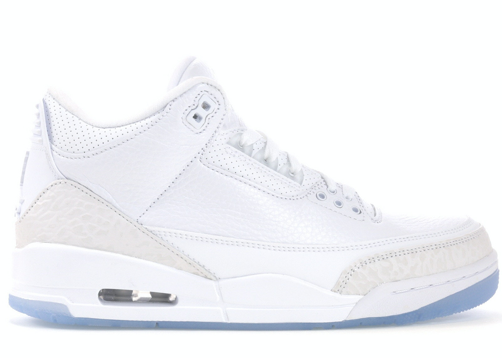 Jordan 3 Retro Pure White (2018)