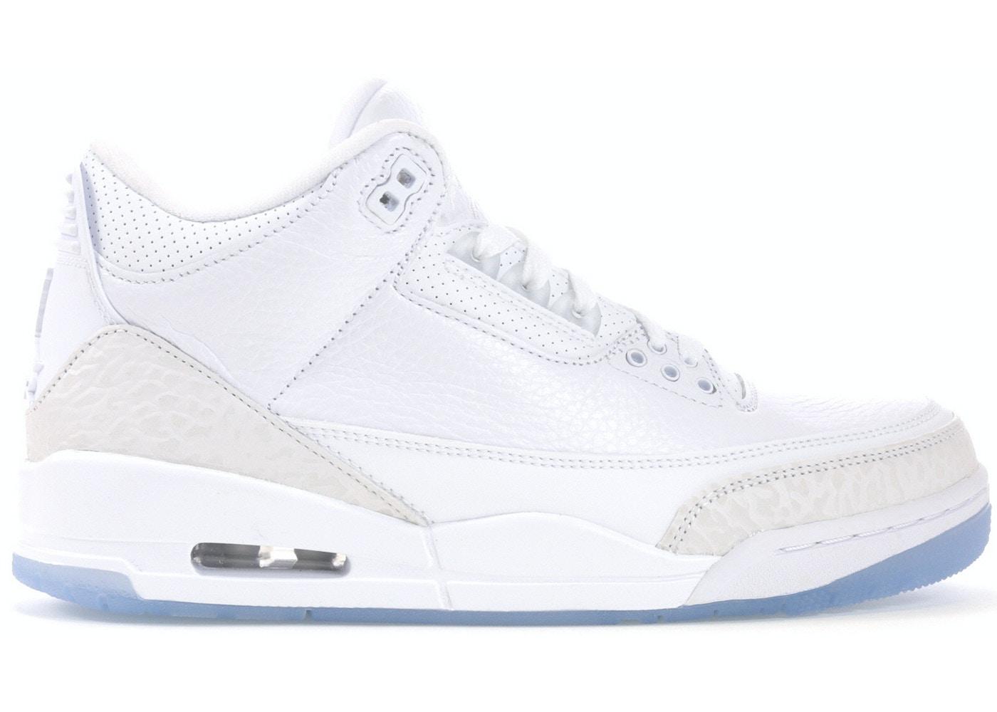 933740d5b50 Buy Air Jordan 3 Shoes & Deadstock Sneakers