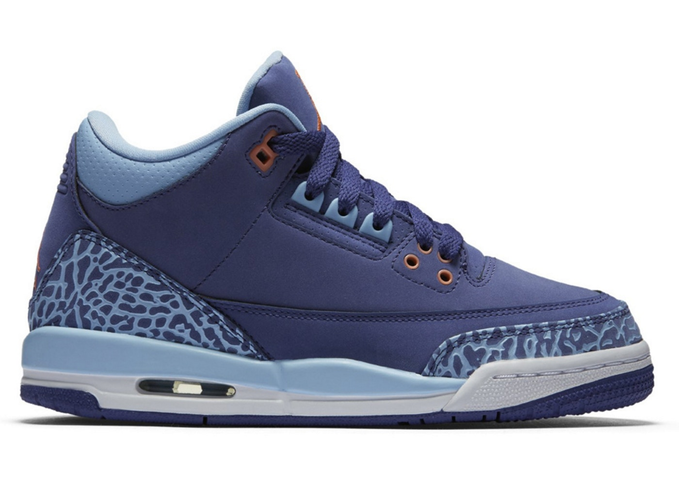 new arrival 90a4c fad7e Jordan 3 Retro Purple Dust (GS) - 441140-506