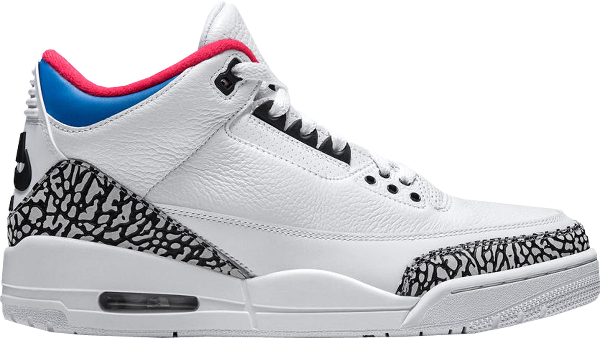 Air Jordan 3 Retros À Vendre
