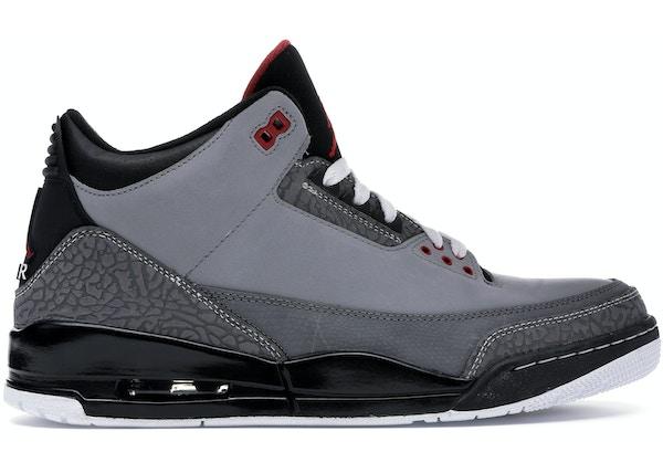 b9a232aecd1 Air Jordan 3 Size 14 Shoes - Average Sale Price
