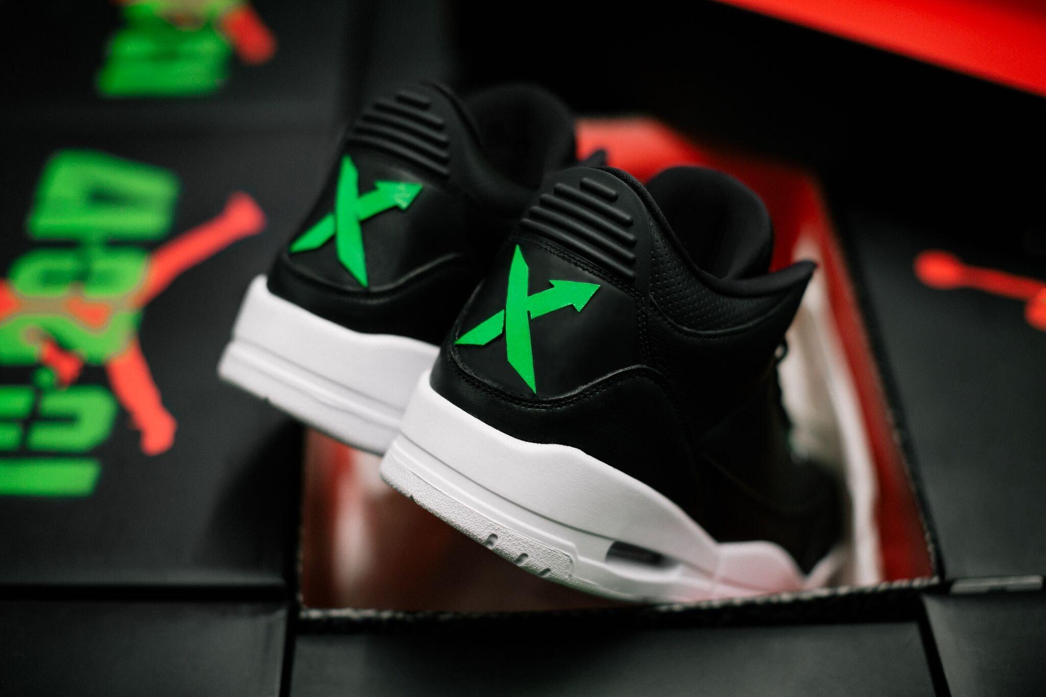 Nike Air Jordan 3 Stock Ep Rétro X Commentaires