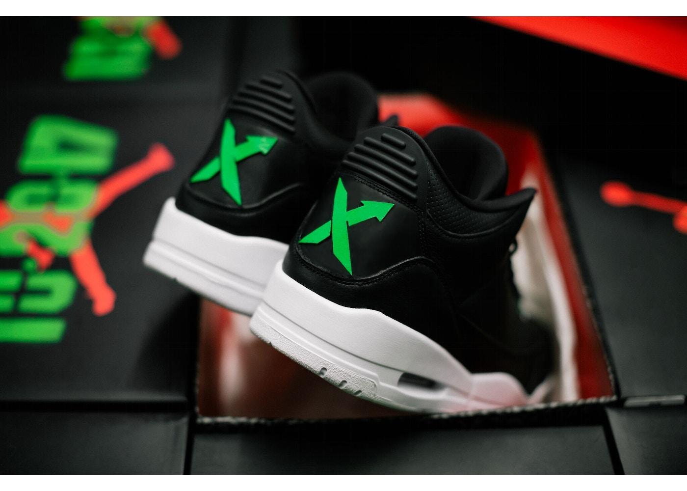 85844447068f Air Jordan 3 Size 7.5 Shoes - Release Date