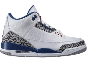sports shoes 10edb 1ed21 Jordan 3 Retro True Blue (2001)